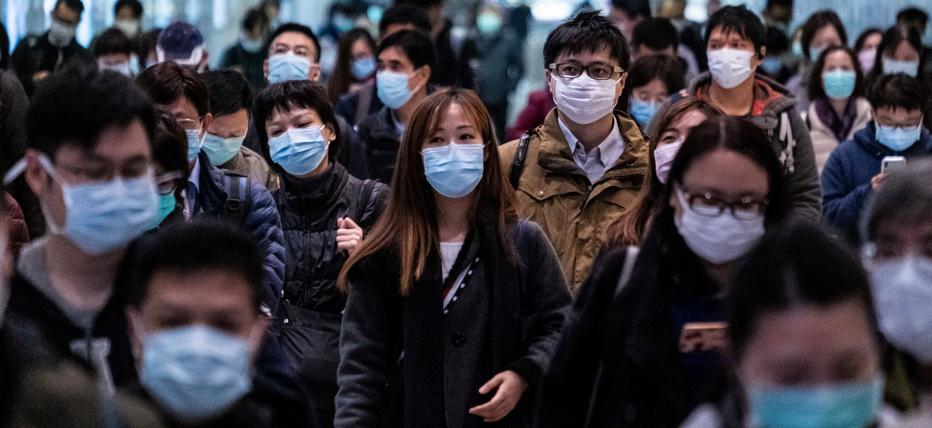 چرا کروناویروس به راحتی در بین مردم منتشر میشود؟